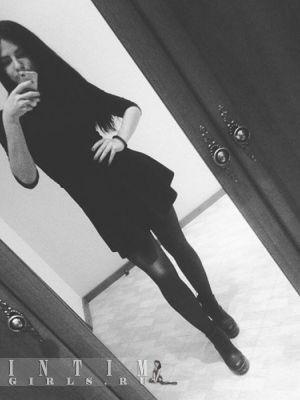индивидуалка проститутка Ингеборга, 23, Челябинск