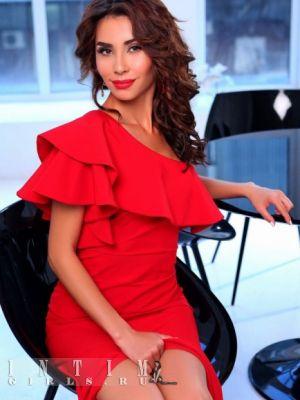 индивидуалка проститутка Инес, 25, Челябинск