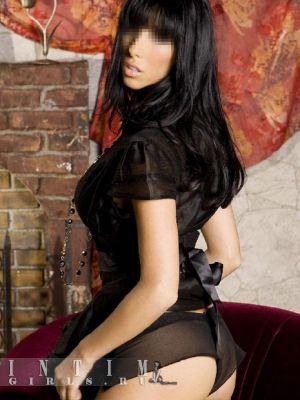 индивидуалка проститутка Русалина, 23, Челябинск