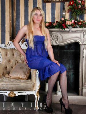 индивидуалка проститутка Цветана, 25, Челябинск