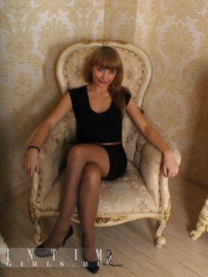 индивидуалка проститутка Женечка, 27, Челябинск