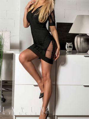 индивидуалка проститутка Антония, 23, Челябинск