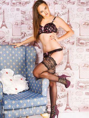 индивидуалка проститутка Сабрина, 21, Челябинск